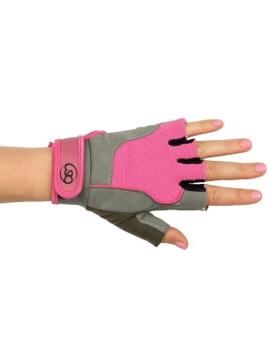 Fitness-Mad Women's Cross Training & Fitness Gloves Pink