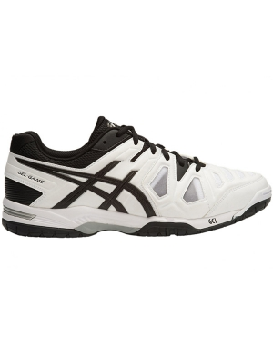 Asics Kids Gel-Game 5 GS White/Black