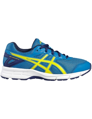 Asics Kids Gel-Galaxy 9 GS Blue/Yellow