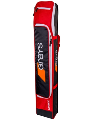 Grays GR300 Hockey Stick Bag Black/Red