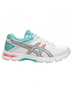 Asics GT-1000 4 GS White/Blue/Pink