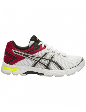 Asics Kids GT-1000 4 GS White/Black/Red