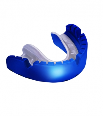 OPROshield Ortho Gold Super Level (For Braces) - Blue