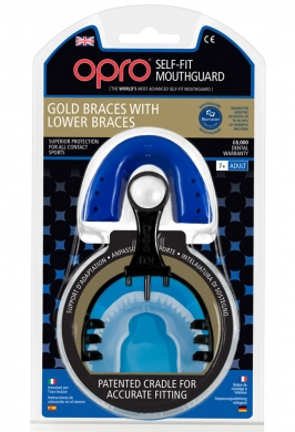 OPROshield Ortho Gold Super Level  (For Braces) with Lower