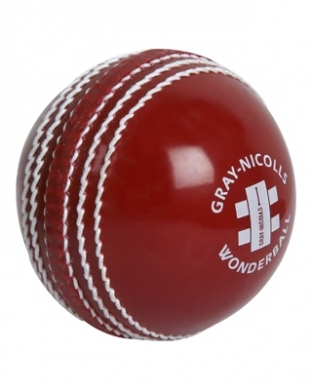 Gray-Nicolls Wonderball Red Junior