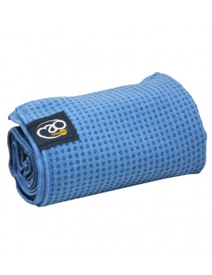 Fitness-Mad Grip Dot Yoga Towel