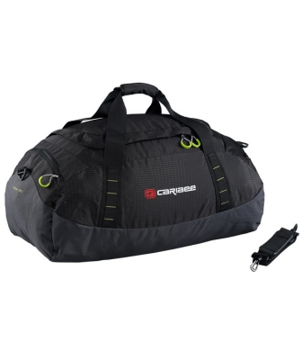 Caribee Hawk 60 Gear Bag Black (Clearance)