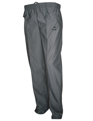Henselite Bowls Unisex Sports Trousers Grey