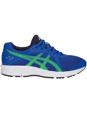 Asics Jolt 2 GS Imperial Blue/Green Gecko