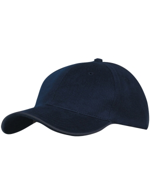 Kookaburra Cricket Baseball Cap Navy