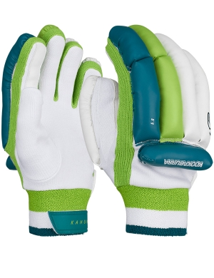 Kookaburra Kahuna 5.0 Batting Gloves LEFT HANDED