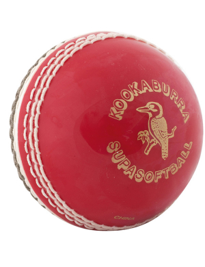 Kookaburra Super Coach Super Softaball Red Men's