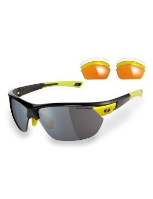 Sunwise® Sunglasses Kennington Black