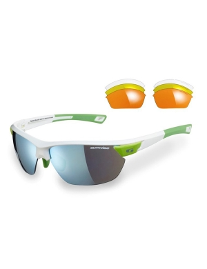 Sunwise® Sunglasses Kennington White