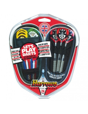 Harrows Let's Play Darts Kit (Clearance)