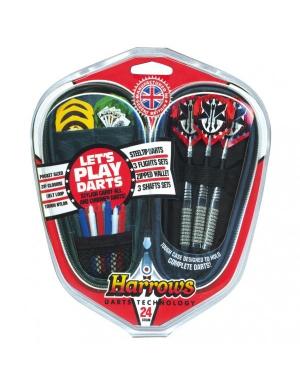 Harrows Let's Play Darts Kit (Clearance)