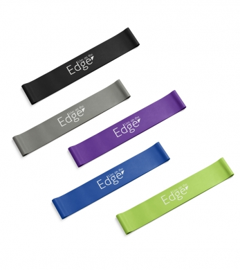 Live on the Edge Resistance Loop Bands 5 Pack
