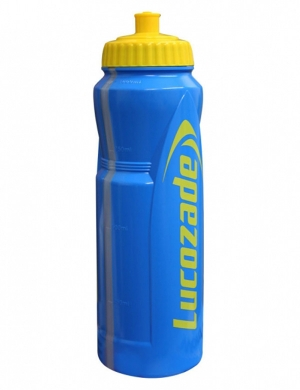 Lucozade Gripper Sports Bottle 1 Litre