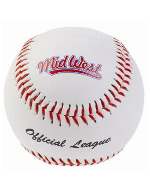 Midwest Official League Practice Ball