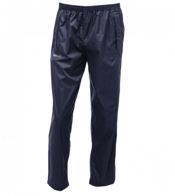 Men's Pack-It Waterproof Overtrousers Navy