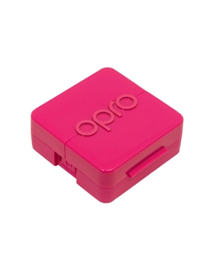 Opro Antimicrobial Mouthguard Case Pink