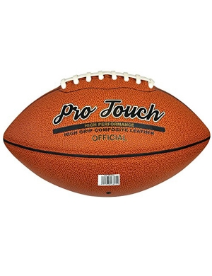 Wilson NFL Midwest Pro Touch American Football
