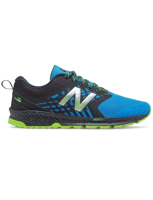 New Balance FuelCore NITREL Trail Black/Blue/Green