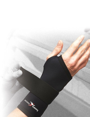 Precision Neoprene Long Wrist Support