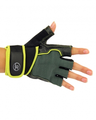Fitness-Mad Men's Core Fitness & Weight Training Glove