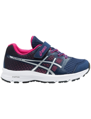 Asics Gel-Patriot 9 PS Indigo Blue/Silver/Fuchsia Purple