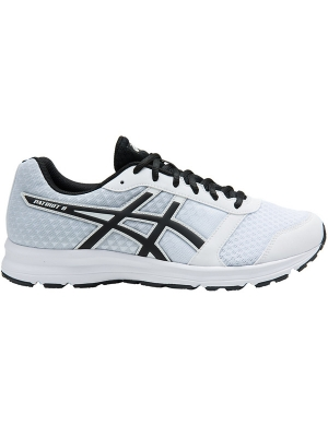 Asics Patriot 9 White/Black/White