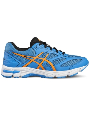 Asics Kids Gel-Pulse 8 GS Blue/Orange