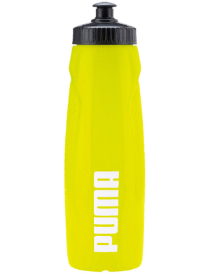 Puma TR Core Drinking Bottle 750ml Yellow