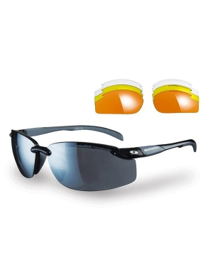 Sunwise Sunglasses Pacific Black