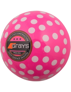 Grays Polka Hockey Ball