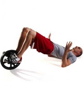 Jordan Fitness Power Wheel (Clearance)