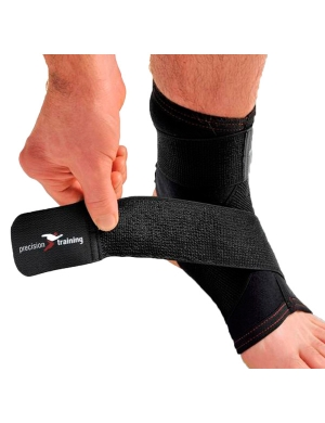 Precision Neoprene Ankle Support with Strap