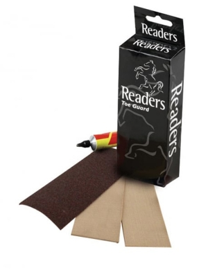 Readers Bat Toe Protector