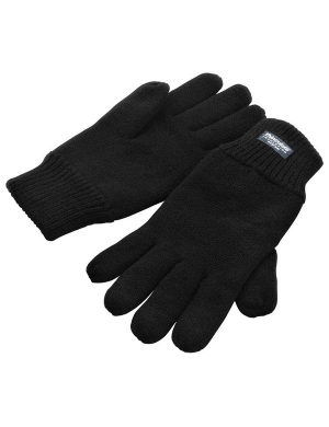 Result Classic Lined Thinsulate™ Gloves Black