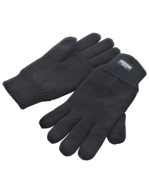 Result Classic Lined Thinsulate™ Gloves Charcoal