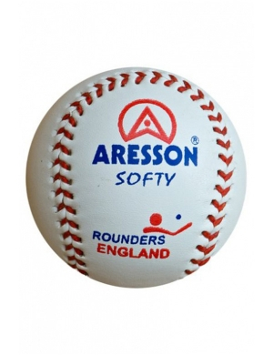 Aresson Softy Practice Rounders Ball