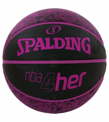 Spalding NBA 4Her Girl's Basketball