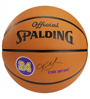 Spalding NBA Kobe Bryant Player Ball