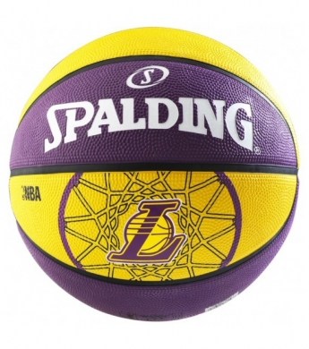 Spalding NBA L.A. Lakers Team Basketball