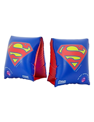 Zoggs Superman Armbands (2 - 6 years)
