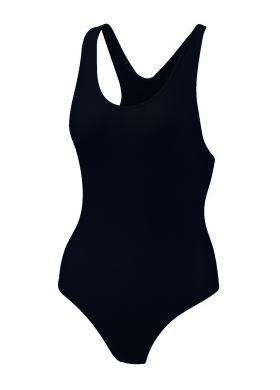 Zika ZS15C Ladies Swimsuit Black