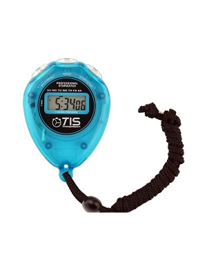 Timing In Sport Pro 018 Stopwatch Blue