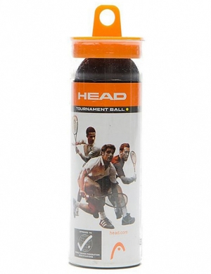 Head Tournament Balls 3pk (Clearance)