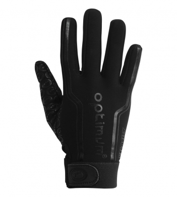 Optimum Velocity Full Fingered Glove Black