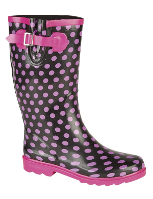 Stormwells Ladies Wellington Boots W205A
